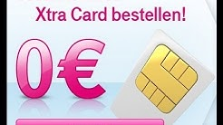 Kostenlose T-Mobile Xtra Card ( D1 )