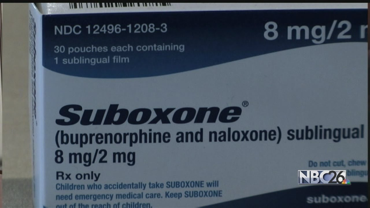 Saved By Suboxone: A look at a controversial drug treatment success