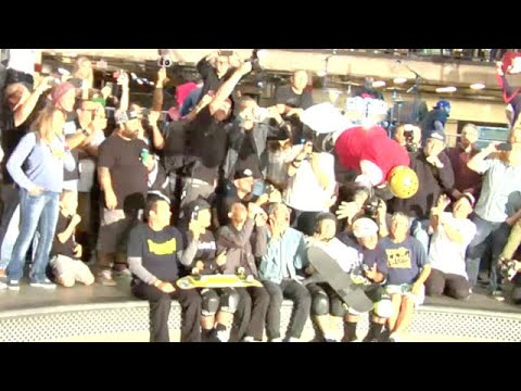 Christian Hosoi 50th Birthday Bash | TransWorld SKATEboarding