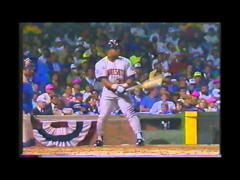 1990 Major League Baseball All Star Game Clips