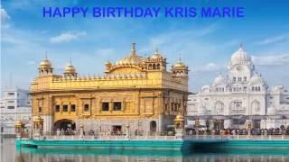 KrisMarie   Landmarks & Lugares Famosos - Happy Birthday