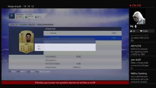 {FR} FIFA 19  ACHAT REVENTE / NEWS S.B.C ( ICON )  /  PACK OPENING