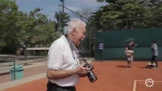 Rio Open | Making of do poster com Carlos Vergara