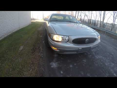 4K Review  2004 Buick Lesabre Virtual Test-Drive & Walk-around