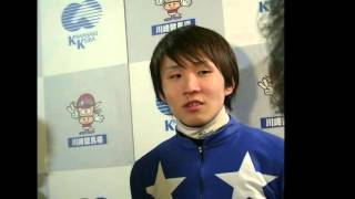 2015/11/17  第15回ローレル賞 勝利騎手インタビュー