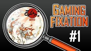 Okami HD Part 1: Brushes and Backstory - Gaming Fixation