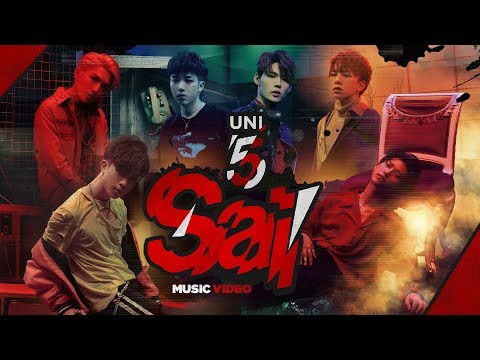 UNI5 | SAI | OFFICIAL MUSIC VIDEO