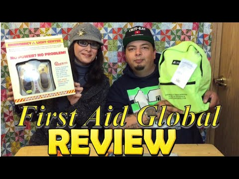 First Aid Global Survival Review