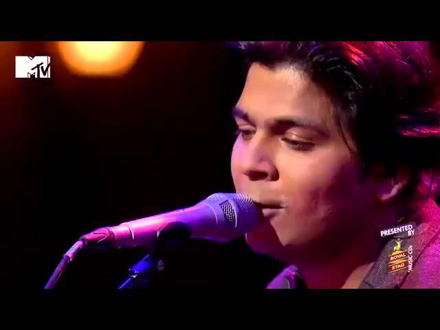 Ankit Tiwari    Tu Mera Dil Tu Meri Jaan    MTV Unplugged