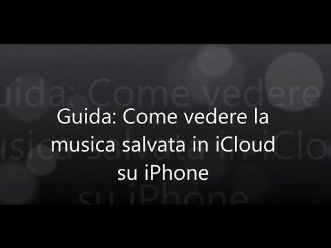 Guida: Come vedere la musica salvata su iCloud su iPhone