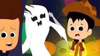 bạn không thể chạy nó halloween | nhac thieu nhi hay nhất | Its Halloween Night | You Can't Run