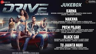 Drive - Full Movie Audio Jukebox | Sushant Singh Rajput, Jacqueline Fernandez