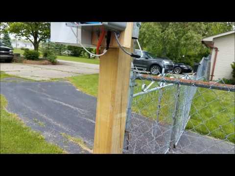 Solar Powered WIFI Security Cameras