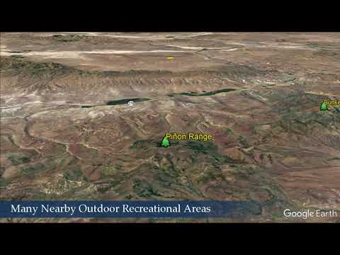 80 Acre Property in Eureka County, NV