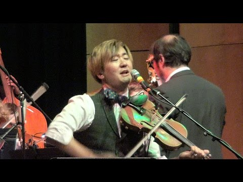 Kishi Bashi & Northside College Prep Chamber Strings - Philosophize In It! Chemicalize With It! LIVE