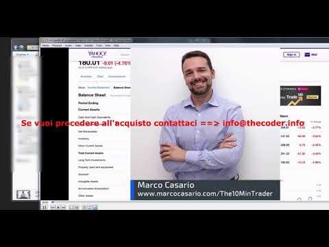 Marco Casario The 10Min Trader