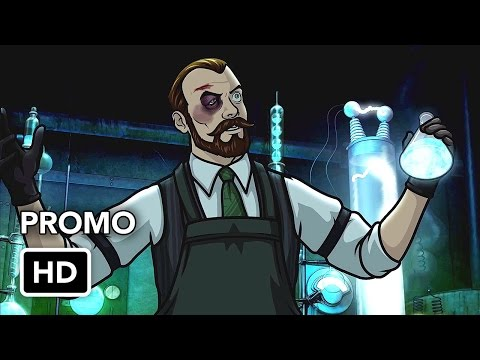 Archer: 8x07 Gramercy, Halberd! - promo #01