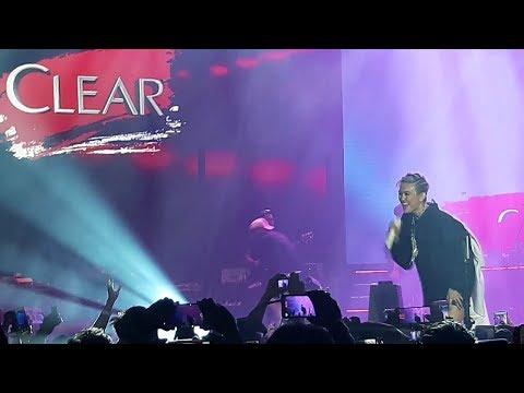 Agnez Mo (Agnes Monica) Muda || Konser Ayo! Indonesia Bisa