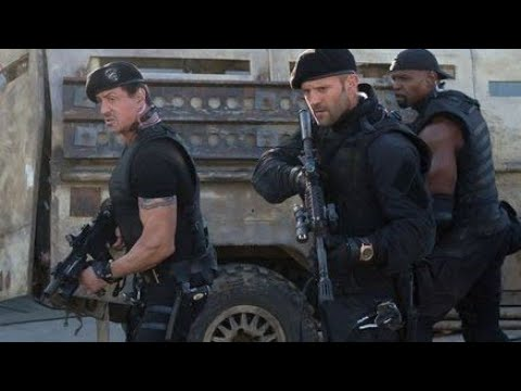 The expendables 2 (2012) hollywood movies action video clip(1)