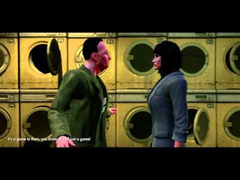 TSW - Illuminati - David Screed - Story Mission 1