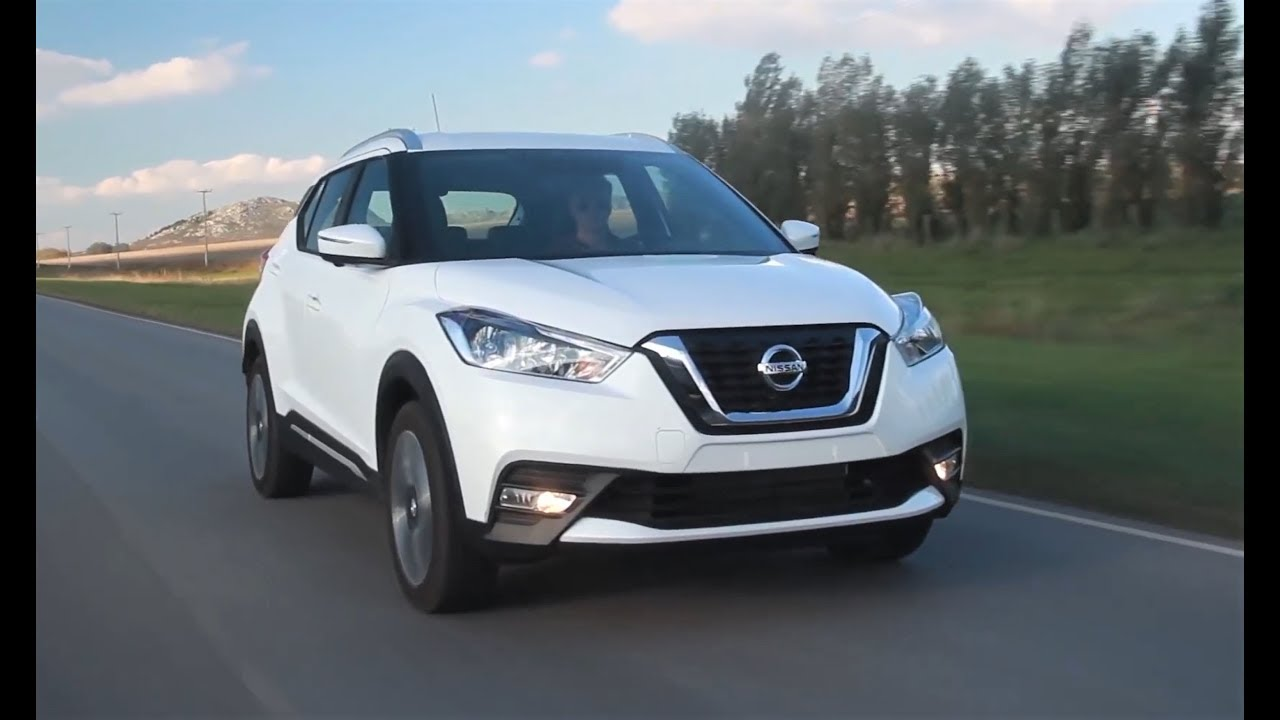 nissan kicks 1 6 cvt test matias antico tn autos doovi. Black Bedroom Furniture Sets. Home Design Ideas