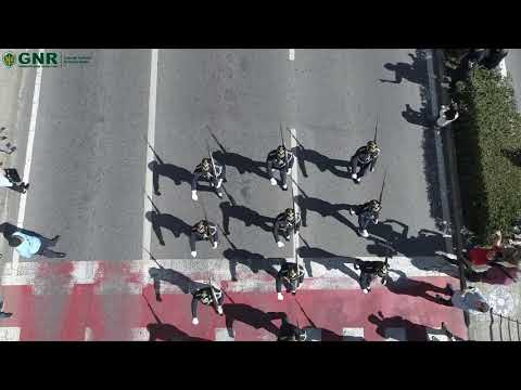 Cerimónia Militar do 10 °Aniversário do Comando Territorial da GNR Castelo Branco