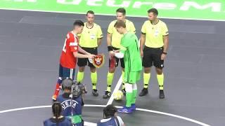 Чемпионат Европы U 19 Групповой этап Россия 5 1 Латвия