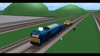 Roblox - Trains on the GCR MainLine