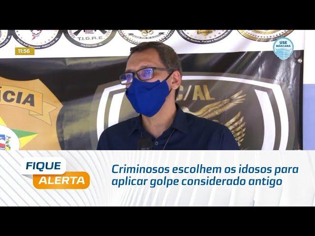 Bilhete Premiado: Criminosos escolhem os idosos para aplicar golpe considerado antigo