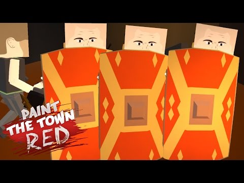 NOWA JEDNOSTKA: TARCZOWNICY + ARENA 3 CHALLENGE - PAINT THE TOWN RED #24 [PL/HD]