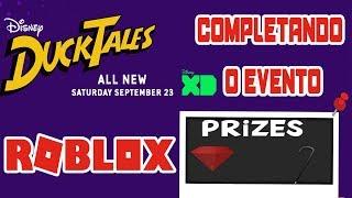 ROBLOX: Compléter l'événement Ducktales Partie 2 (Oncle Scrooge)