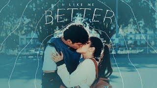 Peter & Lara Jean | I like me better