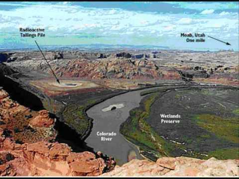 Uranium Mines & Mills Throughout the World