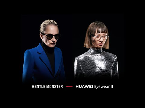 HUAWEI X GENTLE MONSTER Eyewear II Fashion Smart Glasses