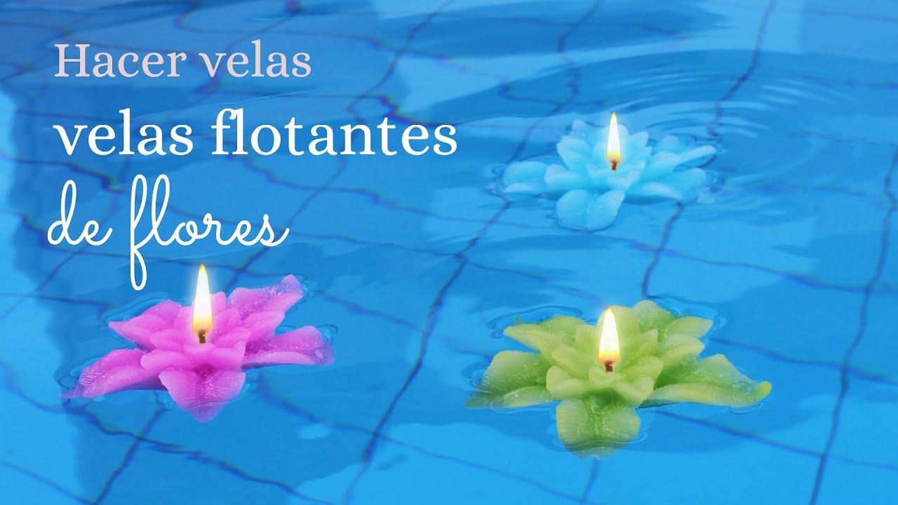 Hacer velas flotantes youtube - Velas para piscinas ...