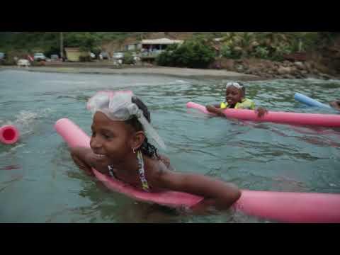 Fish 'N Fins Kids Ocean Club, Montserrat