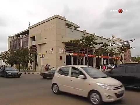Angola Magazine - Cabinda: Requalificação e asfaltagem das vias principais