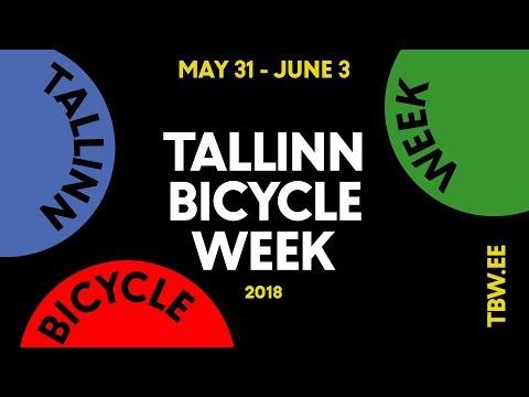 TALLINN BICYCLE WEEK 2018 TEASER TRAILER