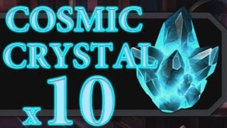 MARVEL: Contest of Champions (iOS/Android) COSMIC CRYSTAL 4 STAR Hunting