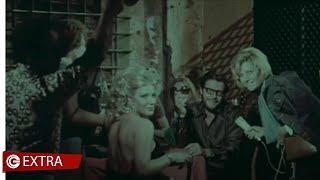 Roma di Federico Fellini - scena tagliata