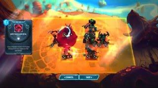 Duelyst Walkthrough 5.5 Songhai: Evolution Into Ash | The Vault Of Generations