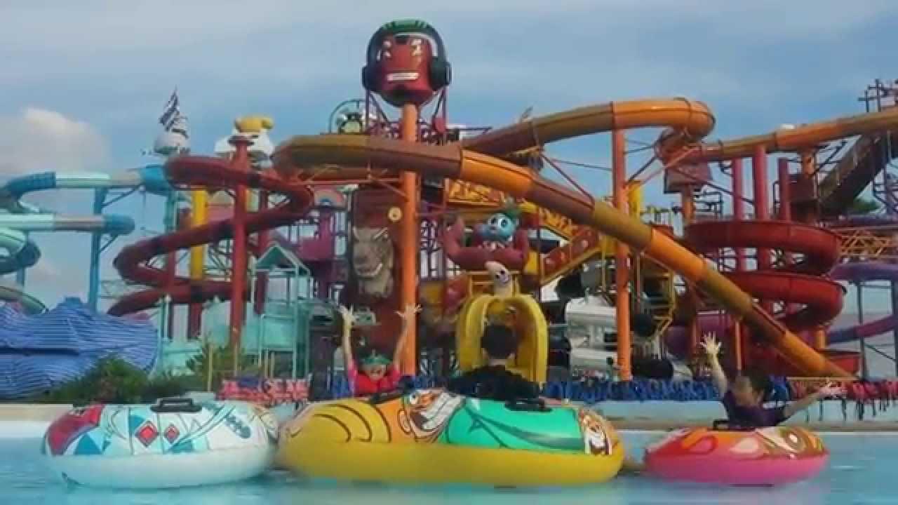 Bangkok Pattaya Fun Vacation With Kids December 2014 Youtube