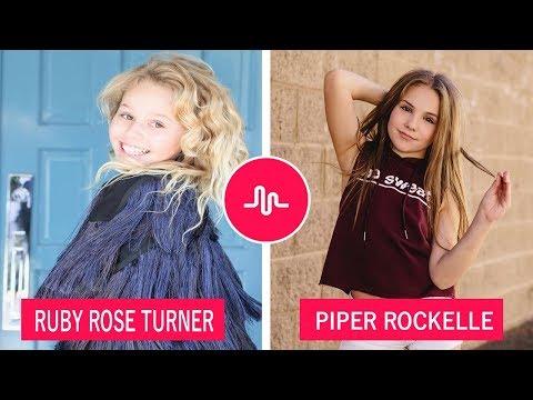 Ruby Rose Turner VS Piper Rockelle TV Actress Vs Muser ally Compilation 2018