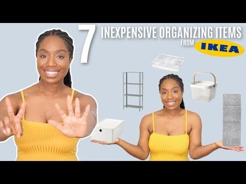 7 Inexpensive Organizing Items From IKEA | Judi The Organizer