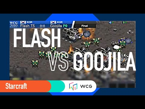 [2010 GF]StarCraft: Final/Set1- Flash(KR) vs. Goojila(KR) /English