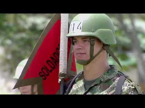 Soldados 1.0  - Los participantes recibieron a sus familiares