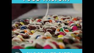 Food Factory: Chocolate Pizza