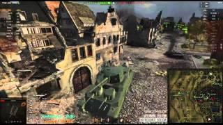 Четверговый Глебоподменитель ~ Tiberian39 [World of Tanks]