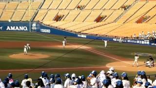 第27回全日本少年軟式野球大会(河合中vs茨城県南)6回裏