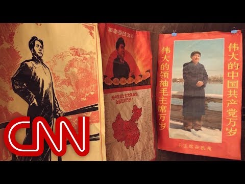 This village is a shrine to China's President